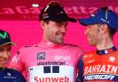 Tom Dumoulin ha vinto il Giro d'Italia