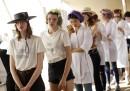 La sfilata Dior Cruise 2018