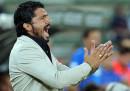 Gennaro Gattuso è il nuovo allenatore della squadra primavera del Milan