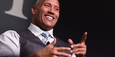 The Rock sta pensando di candidarsi a presidente degli Stati Uniti