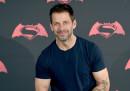 """Il regista Zack Snyder ha detto che non lavorerà più al film """"Justice League"""" per ragioni personali (sua figlia si è suicidata a marzo)"""