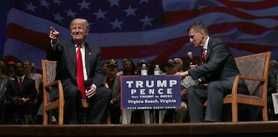 C'è un'altra accusa pesantissima contro Trump