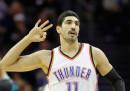 La Turchia ha emesso un mandato d'arresto per il giocatore di basket dell'NBA Enes Kanter