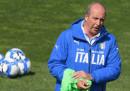 """I convocati della Nazionale """"emergenti"""" di calcio per l'amichevole con San Marino"""