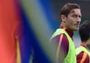 Il post di Francesco Totti sulla sua ultima partita con la Roma