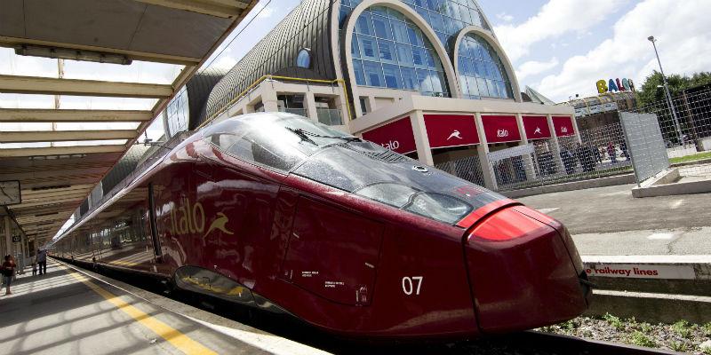 Sciopero dei treni Italo lunedì: l'agitazione dalle 10 alle 18