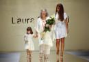 Settimana della moda, sfilata Laura Biagiotti