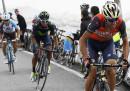 Che tappa, ieri al Giro