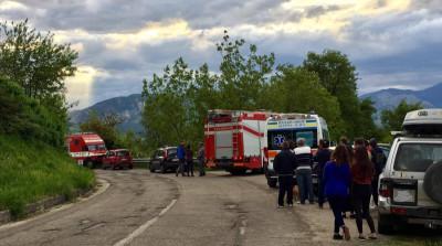 """Non ci sono prove che la coppia annegata in Abruzzo sia """"morta per un selfie"""""""