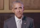 Il video con il quale Obama fa il suo endorsement per Emmanuel Macron