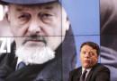 Matteo Renzi dice che suo padre ha vinto una causa per diffamazione contro il Fatto Quotidiano
