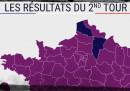 Dove ha vinto Le Pen
