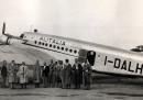 24 foto sulla storia di Alitalia