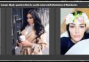 Le foto false della sorella dell'attentatore di Manchester