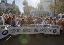 In Argentina gli attivisti per i diritti umani protestano contro la Corte Suprema