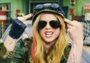 La teoria del complotto su Avril Lavigne
