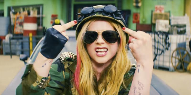 La teoria del complotto su Avril Lavigne - Il Post