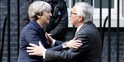 Le trattative per Brexit non sono iniziate benissimo