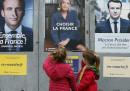 Gli ultimi giorni di campagna elettorale francese, fotografati
