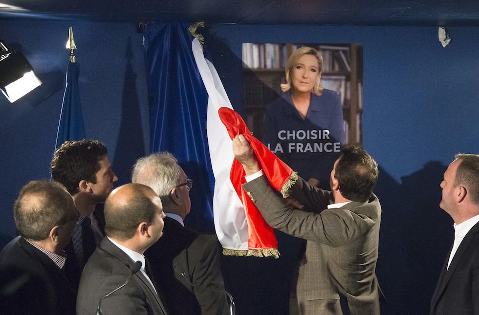 Gli ultimi giorni di campagna elettorale francese for Rivista francese di campagna