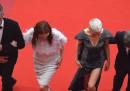 Le foto di ieri a Cannes