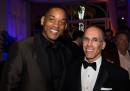 Jeffrey Katzenberg Hommage At Cinema Professionals Dinner