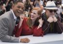 Jessica Chastain,Will Smith,Almodovar
