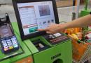 Il futuro delle casse al supermercato