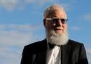 David Letterman condurrà un programma su Netflix