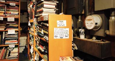 La libreria più inospitale e ospitale di Washington