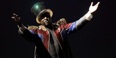 Le foto dell'ultimo spettacolo del circo Barnum