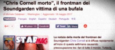 Il sito antibufale che in realtà pubblica bufale