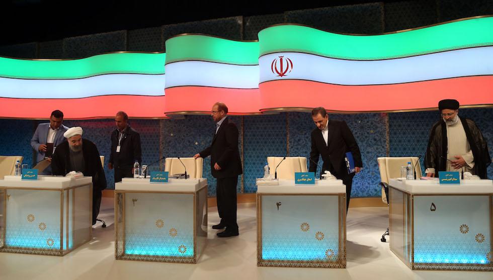 Dibattito Iran