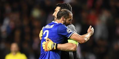 I gol che la Juventus non prende
