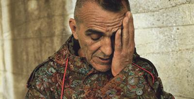 Le foto di Giovanni Lindo Ferretti su DUST