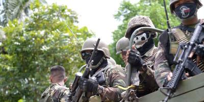 Un gruppo affiliato all'ISIS ha conquistato una città delle Filippine