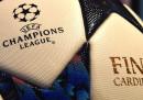 Juventus-Real Madrid sarà la finale della Champions League