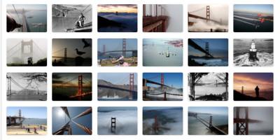 Un'ottima occasione per guardare belle foto di un ponte