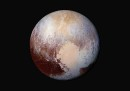 Su Plutone ci sono