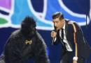 Francesco Gabbani è arrivato sesto all'Eurovision