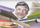 5 libri per l'estate, consigliati da Bill Gates
