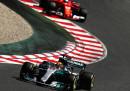 Lewis Hamilton ha vinto il Gran Premio di Spagna di Formula 1