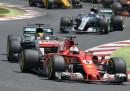 Il Gran Premio di Spagna di Formula 1 è stato vinto da Hamilton