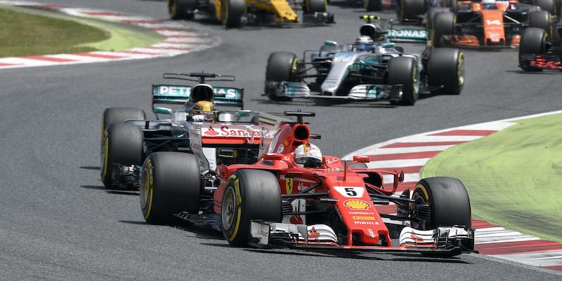 foto ufficiali 57674 8f016 Il Gran Premio di Spagna di Formula 1 è stato vinto da ...