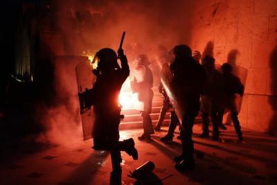 Proteste Grecia