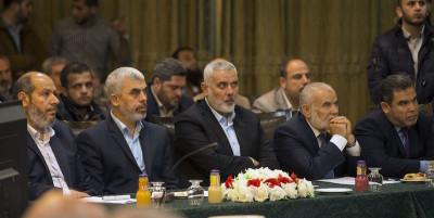 """Hamas ha accettato i """"confini del 1967"""""""