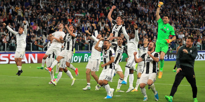 La Juventus è in finale di Champions League