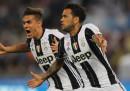 La Juventus ha vinto la Coppa Italia