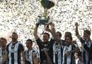 La Juventus è campione d'Italia