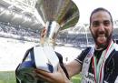 Le foto dei festeggiamenti per lo scudetto della Juventus